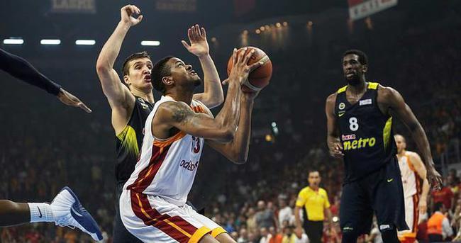 Galatasaray-Fenerbahçe basketbol maçı ne zaman saat kaçta?