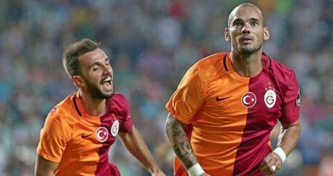 Sneijder'den 'kalp sorunu' iddiasına yanıt