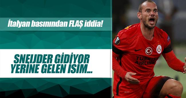 Galatasaray'da Sneijder gidiyor, Boateng geliyor