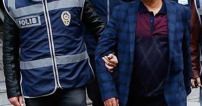 Hatay'da FETÖ operasyonu: 14 gözaltı