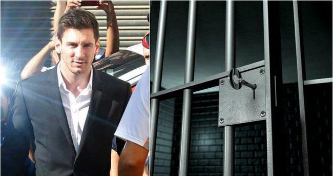 Lionel Messi hapse girebilir!