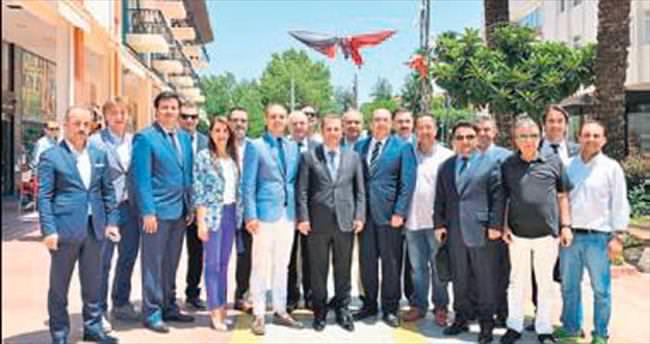 Vali Türker'den turizm toplantısı