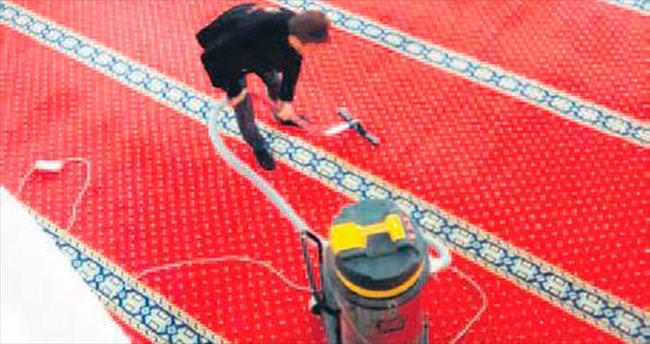Beypazarı'nda ramazan temizliği