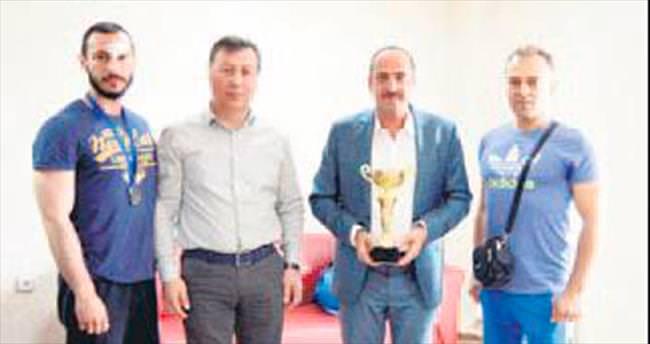 Wushu'da büyük başarı