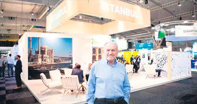 Akıllı şehircilik için dünya İstanbul'da