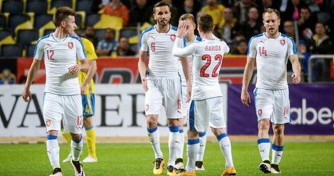 İşte Çekler'in EURO 2016 kadrosu
