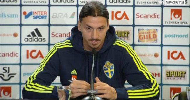 Zlatan: Daha çok transfer haberim çıksın istiyorum