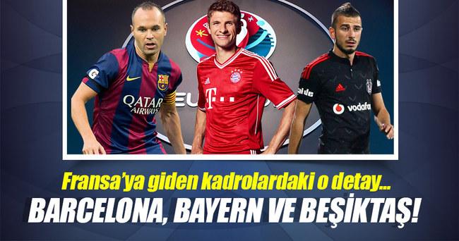 Beşiktaş, Barcelona ve Bayern Münih'in arkasında!
