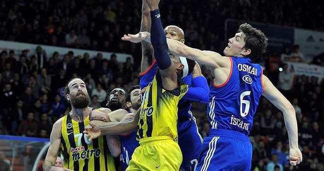 İşte Anadolu Efes - Fenerbahçe final serisi programı