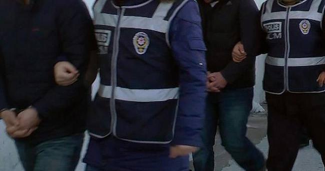 Osmaniye'deki FETÖ/PDY operasyonunda tutuklama