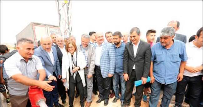 Nizip'in altyapısı yenileniyor