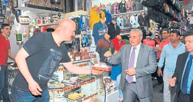 'Antalya Alışveriş Günleri' başladı