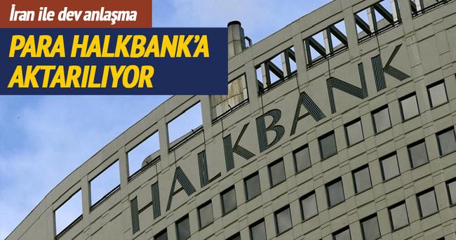 İran'ın petrol parası Halkbank'a aktarılıyor