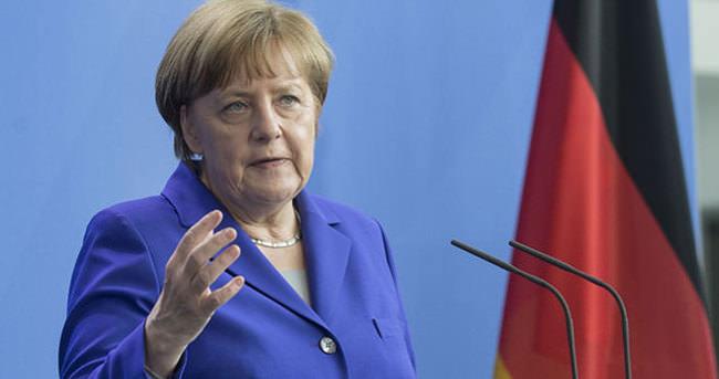 Merkel'den 'Ermeni Soykırımı' kararına ilişkin ilk açıklama
