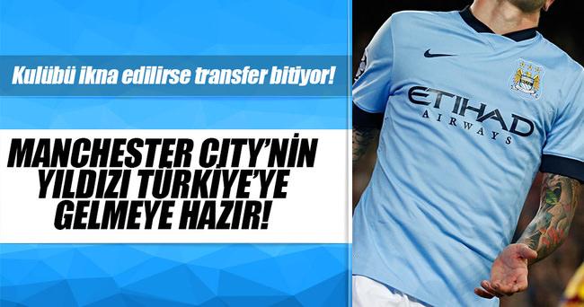 'Kolarov, Beşiktaş'a gelmeye hazır'