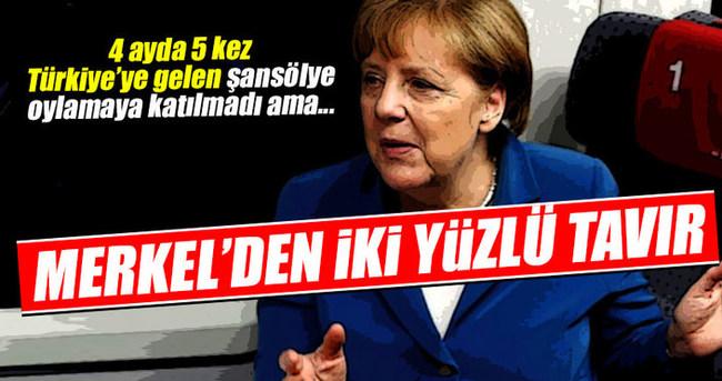 Almanya Başbakanı Merkel: Almanya ile Türkiye'yi birbirine bağlayan birçok şey var