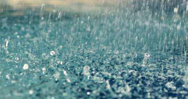 Meteorolojiden 3 il için yağış uyarısı