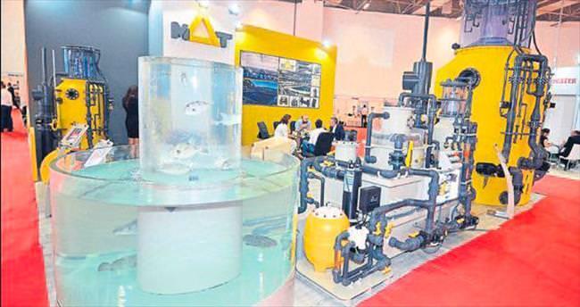 Su ürünleri sektörü İzmir'de buluştu