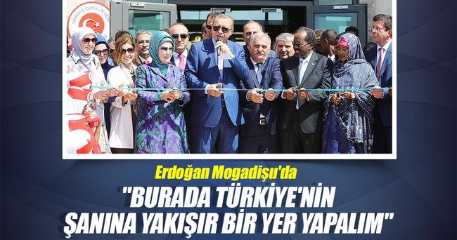 Cumhurbaşkanı Erdoğan: Hedef 54 Afrika ülkesinde büyükelçilik binası açmak
