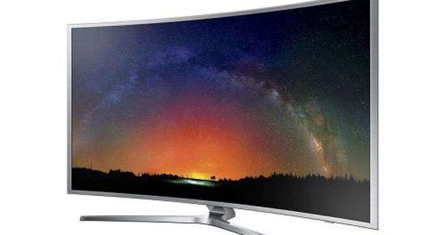 Samsung, son 1 yılda kaç tane kavisli TV sattı?