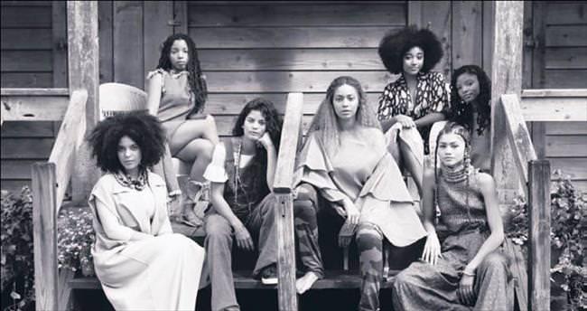 Beyonce'nin milyonluk uzaylıları