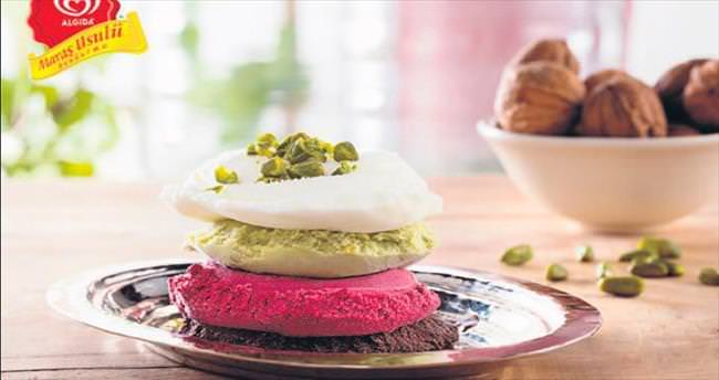 Yaz Ramazan'ının resmi tatlısı dondurma