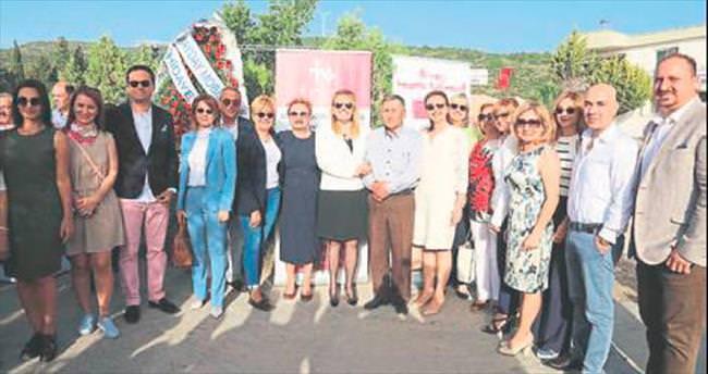 Urla Koruncuk Köyü tanıtıldı