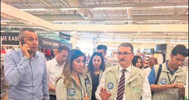 İzmir'de Ramazan öncesi gıda kontrolü