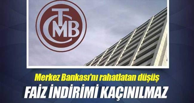 Merkez Bankası'nın eli rahatladı