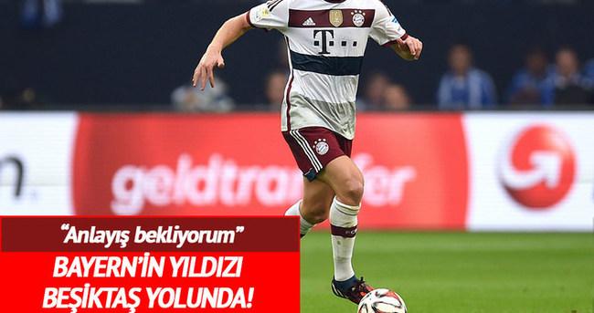 Beşiktaş'a Xabi Alonso geliyor!