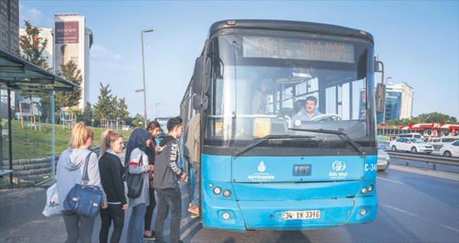 75 duraklık otobüs yolculuğu