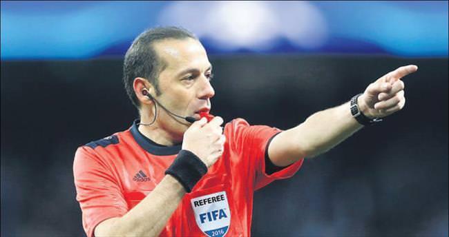 Çakır da Euro 2016'da