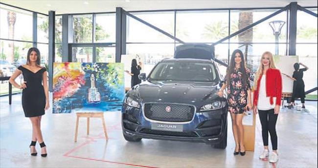 Jaguar'ın ilk SUV modeli Özgörkey'de