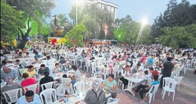 Menderes Belediyesi Ramazan'a hazır