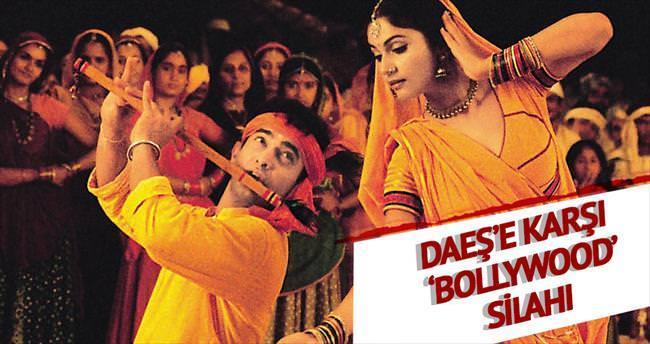 Bollywood müziğiyle psikolojik savaş