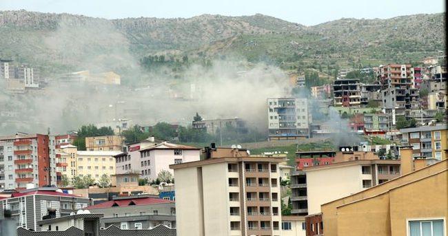 Şırnak'ta PKK saldırısı: 1 korucu şehit