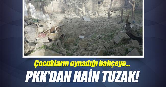 Van'da PKK'dan hain tuzak!