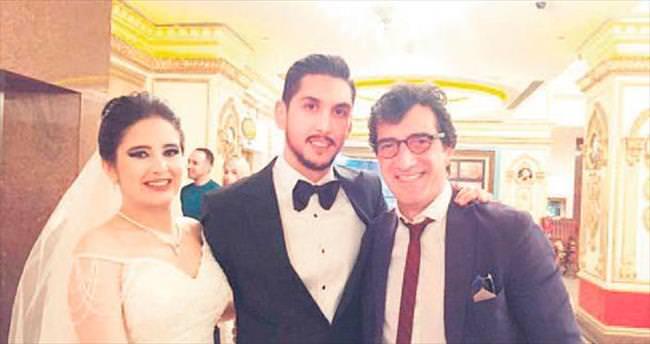 Erhan Güleryüz'ün menajeri evlendi