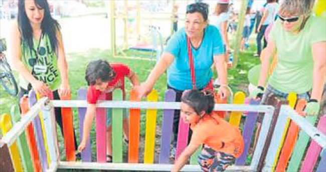 Sokak hayvanları festivali yapıldı