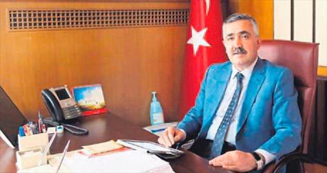 Erdoğan Özegen: Kentimiz AK Parti ile büyüyecek