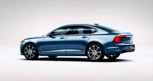 Volvo'dan lüks markalara hodri meydan