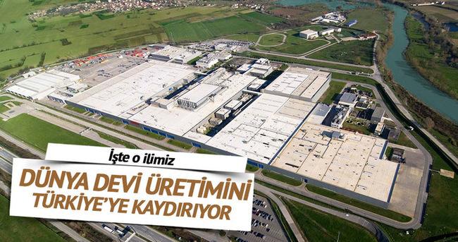 Toyota üretimini Türkiye'ye kaydırıyor