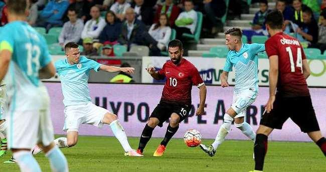 Slovenya - Türkiye maçı Sloven basınında