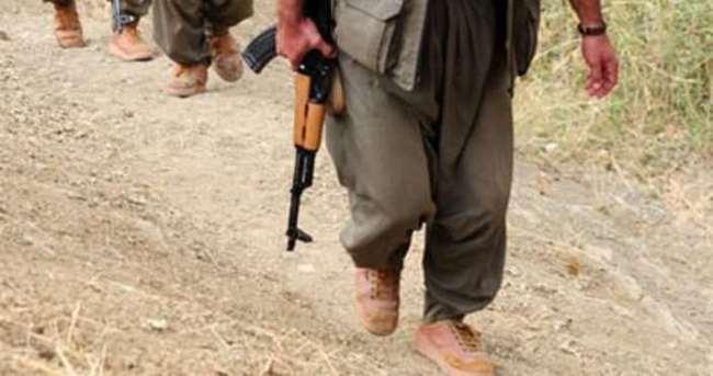 Bahçesaray'da 1 PKK'lı teslim oldu