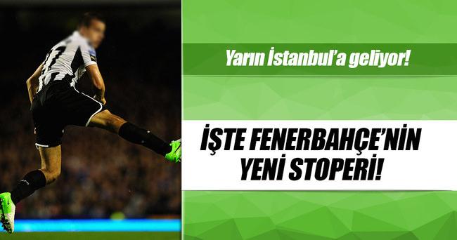 Fenerbahçe için İstanbul'a geliyor