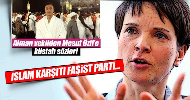 Mesut Özil'e yeni İslam karşıtı saldırı!