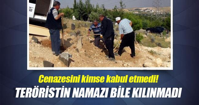 Yunus Durmaz kimsesizler mezarlığına defnedildi