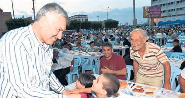 Seyhan'da ramazan etkinliklerle dopdolu