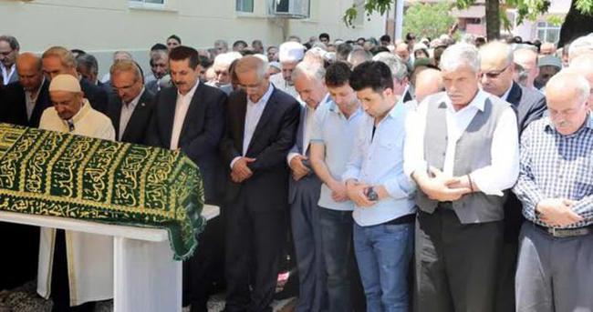 Bursa Milletvekili  M. Müfit Aydın kardeşini kaybetti