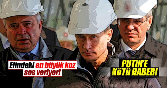 Rusya'ya art arda kötü haberler